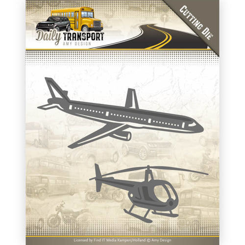 Amy Design ADD10132 - Mal - Amy Design - Daily Transport - Through the Air
