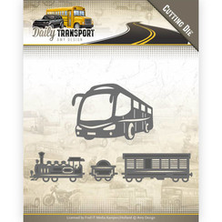 ADD10131 - Mal - Amy Design - Daily Transport - Public Transport