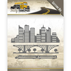 ADD10129 - Mal - Amy Design - Daily Transport - In the City