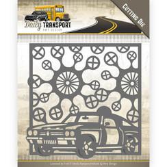 ADD10127 - Mal - Amy Design - Daily Transport - Car Frame