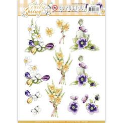 SB10227 - Uitdrukvel - Precious Marieke - Early Spring - Early Daffodils
