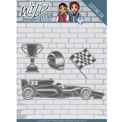 YCD10117 - Mal - Yvonne Creations - Wild Boys - Racing