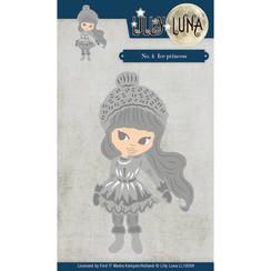 LL10004 - Mal - Lilly Luna - Ice Princess