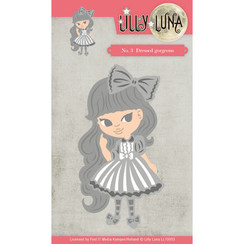 LL10003 - Mal - Lilly Luna - Dressed Gorgeous