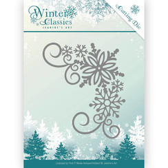 JAD10026 - Mal - Jeanines Art- Winter Classics - Winter Corner