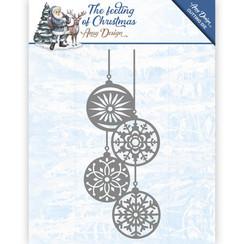 ADD10113 - Mal - Amy Design - The feeling of Christmas - Christmas balls