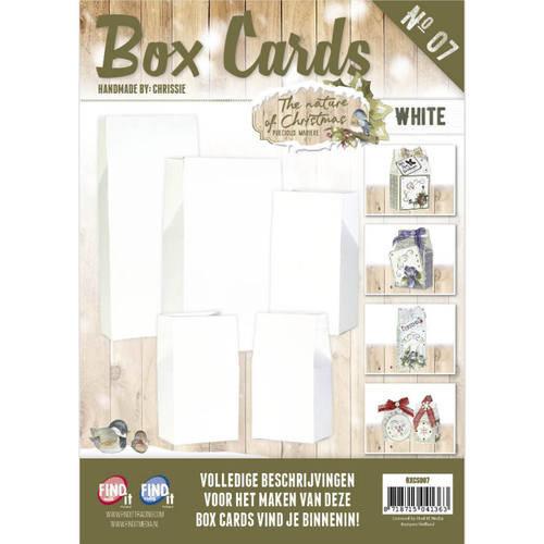 Precious Marieke BXCS007 - Box Cards 7