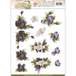 SB10183 - Uitdrukvel - Precious Marieke - The Nature of Christmas - Christmas Flowers