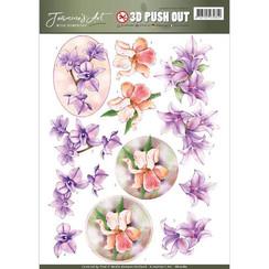 SB10180 - Uitdrukvel - Jeanines Art- With Sympathy -  sympathy flowers