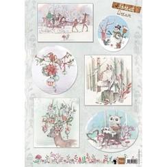 EWK1263 - Knipvel A4 Els Forest Dream 2