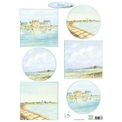 IT610 - Knipvel A4 Tiny's harbors