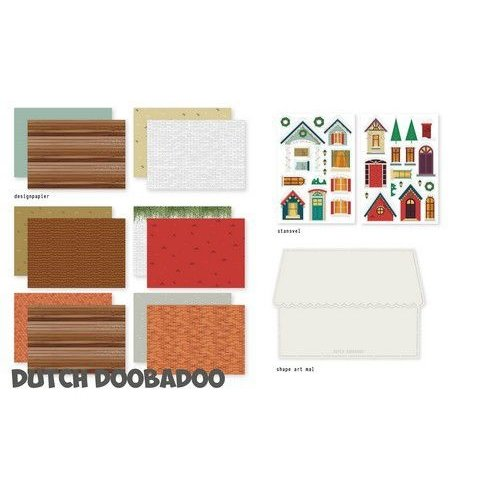 472100006 - DDBD Crafty kit Christmas Scene