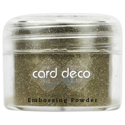 CDEEP010 - Card Deco Essentials - Embossing Powder Glitter Gold 30 Gr