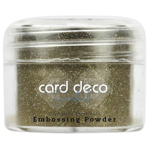 Card Deco CDEEP010 - Card Deco Essentials - Embossing Powder Glitter Gold 30 Gr