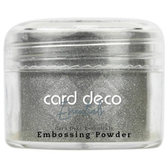 CDEEP009 - Card Deco Essentials - Embossing Powder Glitter Silver 30 Gr