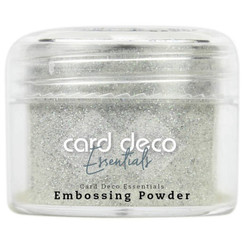 CDEEP008 - Card Deco Essentials - Embossing Powder Glitter White 30 Gr