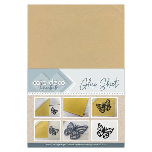 Card Deco CDEGS001 - Card Deco Essentials - Glue Sheets
