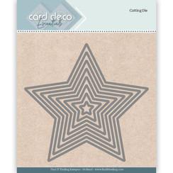 CDECD0025 - Card Deco Essentials Cutting Dies Star