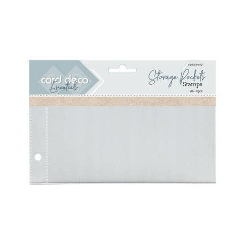 Card Deco CDESP002 - Card Deco Essentials - Stamp Pockets A6