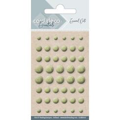 CDEED017 - Card Deco Essentials - Enamel Dots Gold