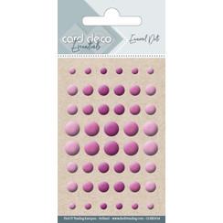 CDEED014 - Card Deco Essentials - Enamel Dots Pink