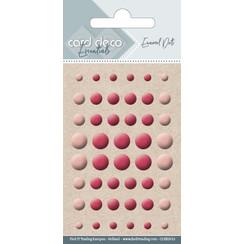 CDEED013 - Card Deco Essentials - Enamel Dots Orange
