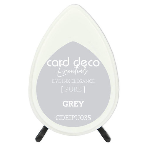 Card Deco CDEIPU035 - Card Deco Essentials Fade-Resistant Dye Ink Grey