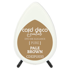 CDEIPU033 - Card Deco Essentials Fade-Resistant Dye Ink Pale Brown