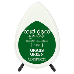 CDEIPU021 - Card Deco Essentials Fade-Resistant Dye Ink Grass Green