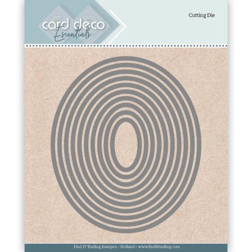 Card Deco CDECD0021 - Card Deco Essentials Cutting Dies Ellipse