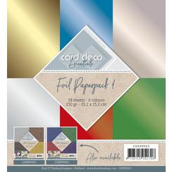 CDEPP003 - Foil Paperpack