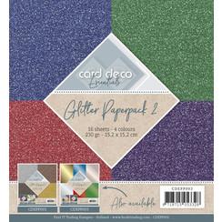 CDEPP002 - Glitter Paperpack 2