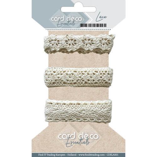 Card Deco CDELA001 - Card Deco Essentials - Lace