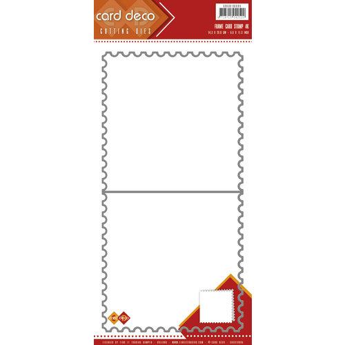 Card Deco CDCD10005 - Card Deco Cutting Dies - Frame Card Stamp 4K