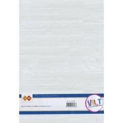 CDVILT001 - Vilt - Card Deco - Wit