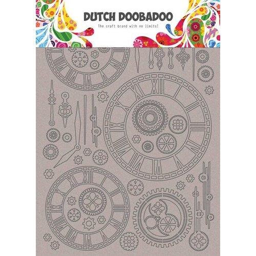492006003 - DDBD Dutch Greyboard clocks