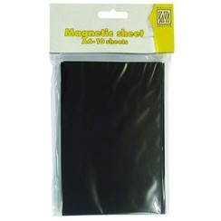 MAG001 - Magnetic Sheet A6, 10st.