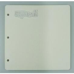 WIPL001 - Refill white plates for EFC004 ( 5 pcs)
