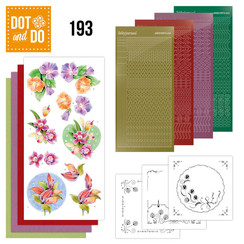 DODO193 - Dot and Do 193 - Jeanine's Art - Orchid