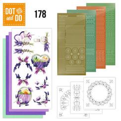 DODO178 - Dot and Do 178 - Lavender