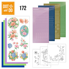 DODO172 - Dot and Do 172 - Aquarel Tulpen en meer