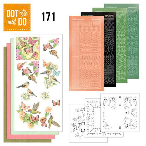 Dot en Do DODO171 - Dot and Do 171 - Vrolijke lente