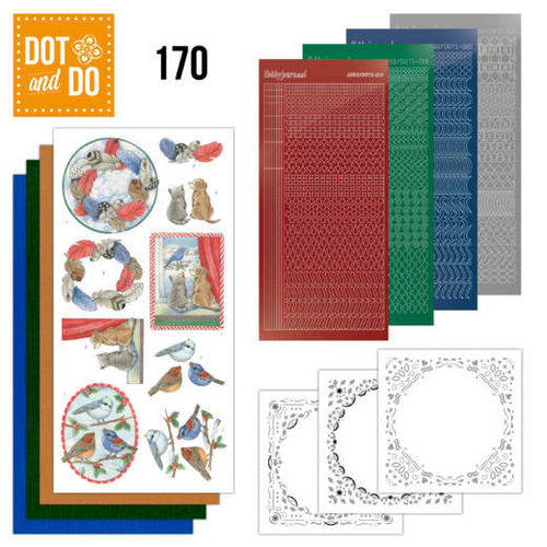 Dot en Do DODO170 - Dotand Do 170 Snow Scenes
