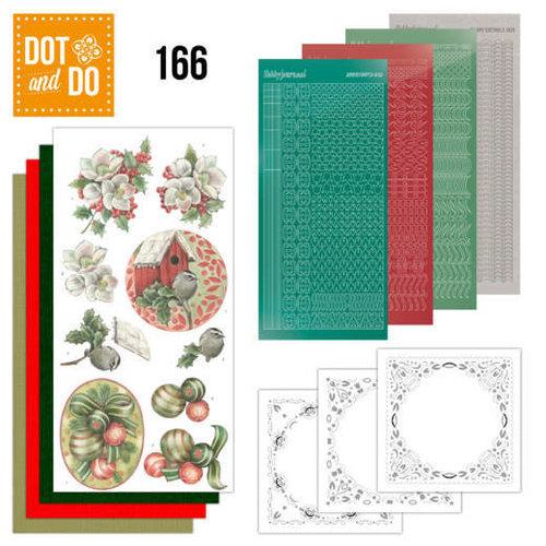 Dot en Do DODO166 - Dot & Do 166 Christmas Decorations