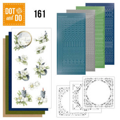 DODO161 - Dot and Do 161 Amaryllis and Blueberries