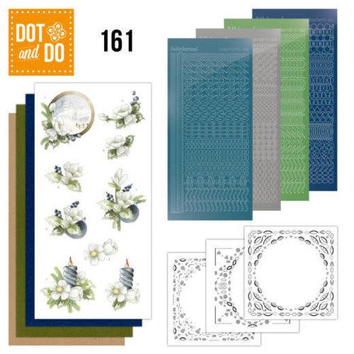 Dot en Do DODO161 - Dot and Do 161 Amaryllis and Blueberries