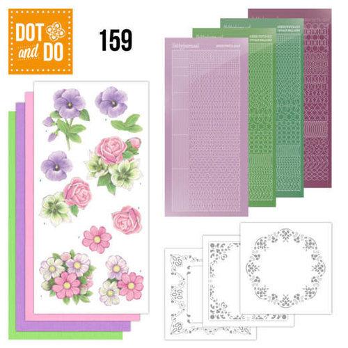 Dot en Do DODO159 - Dot and Do 159 Summer Flowers