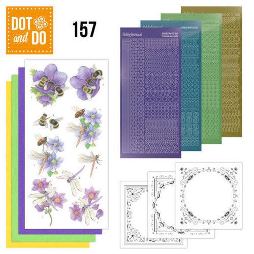 Dot en Do DODO157 - Dot and Do 157 Bees and Dragonflies