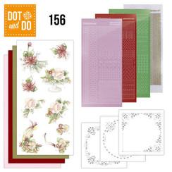 DODO156 - Dot and Do 156 Sweet Summer Flowers