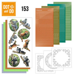 DODO153 - Dot and Do 153 Wild Animals